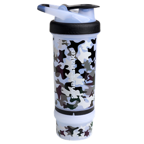 SMART SHAKER REVIVE CAMO WHITE
