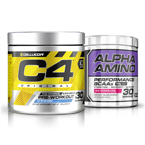 CELLUCOR C4 ORIGINAL ID ALPHA COMBO