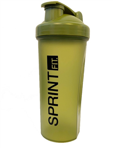 SPRINT FIT ARMY GREEN SHAKER