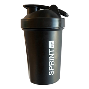 SPRINT FIT BLACK MINI SHAKER