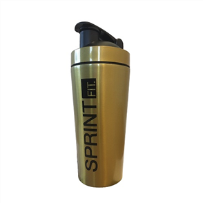 SPRINT FIT GOLD STANDARD STAINLESS STEEL SHAKER