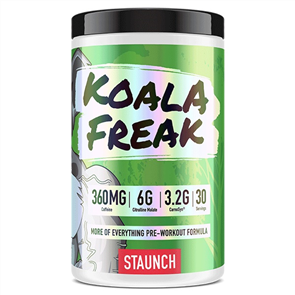 STAUNCH NUTRITION PRE KOALA FREAK
