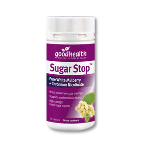 GOOD HEALTH STOP SUGAR