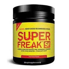 PHARMAFREAK SUPER FREAK PRE-WORKOUT