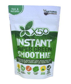 X50 INSTANT SUPER GREEN SMOOTHIE