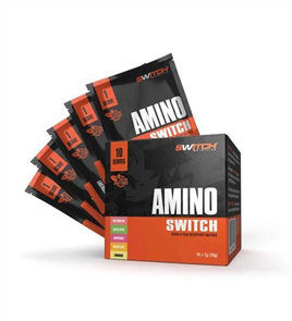 SWITCH NUTRITION AMINO SWITCH MULTIPACK