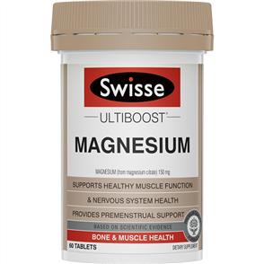 SWISSE MAGNESIUM