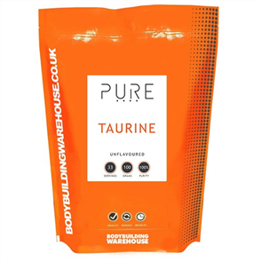 BODYBUILDING WAREHOUSE PURE TAURINE POWDER