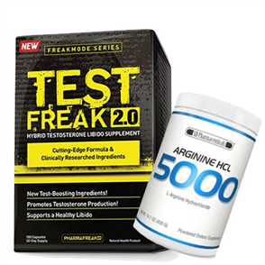 PHARMAFREAK TEST FREAK 2.0