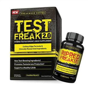 PHARMAFREAK TEST FREAK 2.0