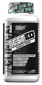 NUTREX TESTED