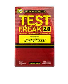 PHARMAFREAK TEST FREAK RED 2.0