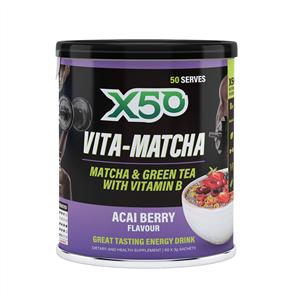 X50 VITA-MATCHA ACAI