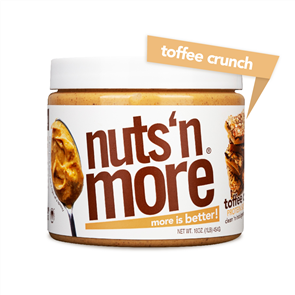 NUTS N MORE SPREAD