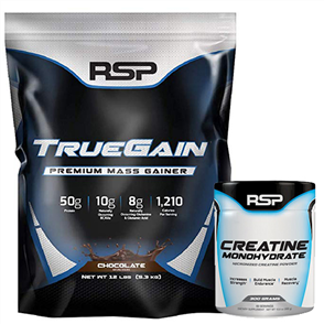 RSP NUTRITION TRUE GAIN