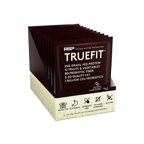 RSP NUTRITION TRUEFIT PROTEIN 12 PACK