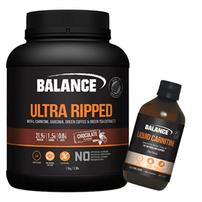 BALANCE ULTRA RIPPED PROTEIN
