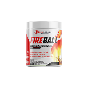 RED DRAGON FIREBALL