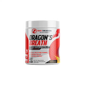 RED DRAGON DRAGONS BREATH