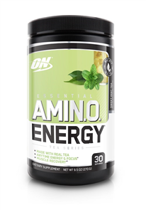 OPTIMUM NUTRITION AMINO ENERGY TEA SERIES