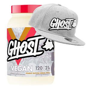GHOST LIFESTYLE VEGAN PROTEIN
