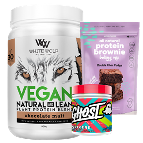 SPRINT FIT VEGAN STACK OF THE MONTH