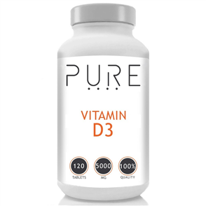 BODYBUILDING WAREHOUSE PURE VITAMIN D3