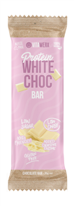VITAWERX WHITE CHOCOLATE BAR SINGLE