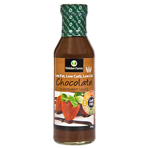 WALDEN FARMS CHOCOLATE SYRUP