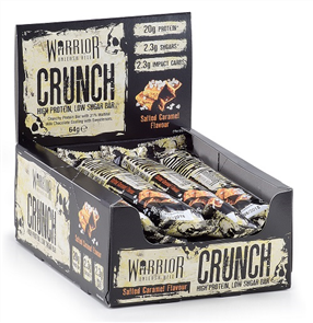 WARRIOR WARRIOR CRUNCH BAR