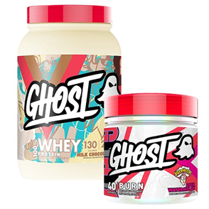 GHOST LIFESTYLE WHEY & BURN COMBO