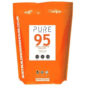 BODYBUILDING WAREHOUSE PURE WHEY ISOLATE 95