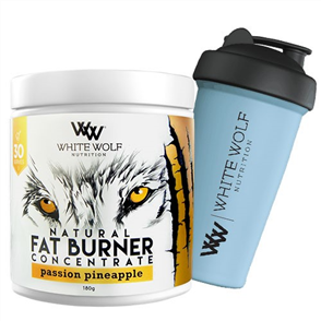 WHITE WOLF NUTRITION FAT BURNER