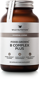 WILD NUTRITION FOOD GROWN B COMPLEX PLUS