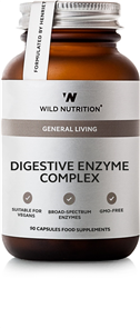 WILD NUTRITION DIGESTIVE ENZYME