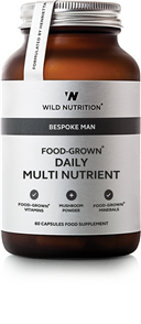 WILD NUTRITION MENS DAILY MULTI NUTRIENT