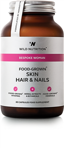 WILD NUTRITION FOOD GROWN SKIN HAIR & NAILS