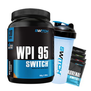 SWITCH NUTRITION WPI 95