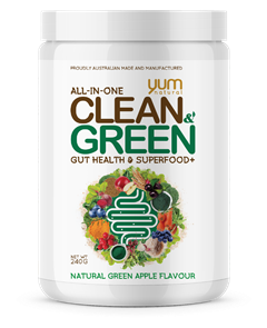 YUM NATURALS CLEAN AND GREEN