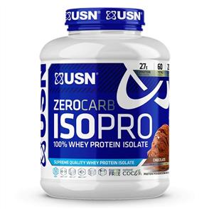 USN NUTRITION ZERO CARB ISOPRO WHEY