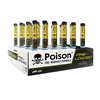 FREE 12 x Poison single serve vials with every Poison pre work out purchase
