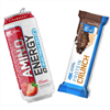 FREE Amino Energy Sparkling Can + Crunch Bar with Gold Standard Isolate 5lb purchase