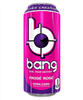 Buy the 4x Assorted cans of Bang Energy and receive a 5th Can FREE