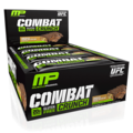 FREE Box of MusclePharm Combat Crunch Bars with Musclepharm Combat Isolate 2.27KG protein purchase