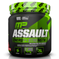 FREE MusclePharm Assault Pre Workout with Combat 100% Isolate 2.27kg/5LB purchase