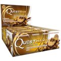Buy a box of Quest Bars & get a box of Quest Chocolate Peanut Butter (12x60g Bars) for FREE!