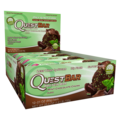 Buy a box of Quest Bars & get a box of Mint Chocolate (Box 12x60g) for FREE!